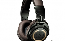 Наушники Audio-Technica M50x в новом цвете