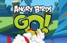 Опубликован трейлер игры Angry Birds Go!