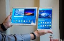Samsung представила два новых AMOLED-планшета линейки Galaxy Tab S