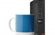 Dell представила компакт-десктопы OptiPlex 9020 Micro и 3020 Micro