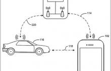 Apple запатентовала технологию обнаружения автомобиля с помощью смартфона