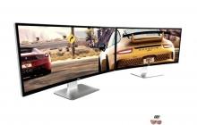Dell Ultrasharp U3415W: 34-дюймовый изогнутый монитор для геймеров