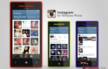NOKIA: в Windows Phone будет клиент Instagram