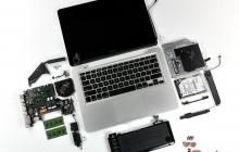 Ремонт MacBook: поручим профессионалам