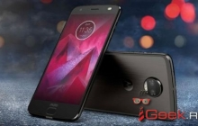 Lenovo анонсировала смартфон Moto Z2 Force с новыми модулями