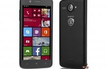 Prestigio представила новую линейку смартфонов на Windows Phone