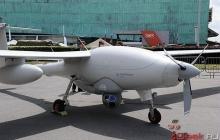 Беспилотная авиационная система Patroller-S