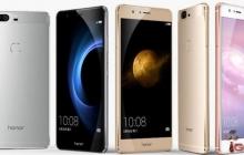 Huawei презентовал новый смартфон Honor V8 с 2К-экраном