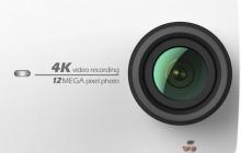 Xiaomi Yi 4K Action Camera 2 на рынке с ценой 249 долл