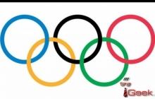 Олимпийский огонь в космосе