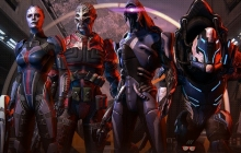 Bioware работает над Mass Effect 4