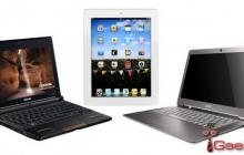 Лучший девайс: ноутбук, ультрабук или планшет?