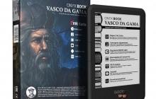 Onyx Boox Vasco da Gama – недорогой производительный букридер