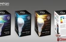 Prestigio готовит к запуску новые smart-лампы