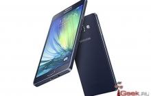 Samsung представил Galaxy A7