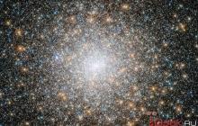 «Хаббл» сфотографировал древнее шаровое скопление