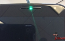 Nexus 6 имеет 3-цветный скрытый светодиод