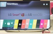 LG представит новую платформу webOS 2.0 для Smart TV на CES 2015