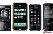 Сенсорный телефон – мода или необходимость?