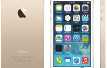 iPhone 5S опередил Galaxy S4 по количеству продаж