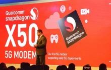 Компания Qualcomm представила первый в мире 5G-модем