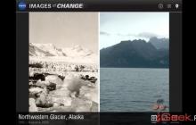 Приложение NASA покажет, как изменилась Земля