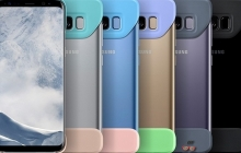 Samsung Galaxy S8 получил нестандартный чехол 2Piece Cover