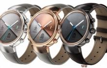 «Умные» часы Asus ZenWatch 3 выйдут в ноябре