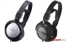 Обзор наушников Audio-Technica ATH-T200TV и ATH-TAD300TV