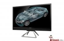 ViewSonic анонсировал новый монитор UltraHD