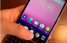 Последний смартфон BlackBerry: первые фото