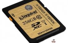 Kingston представила новые MicroSDHC/SDXC карты