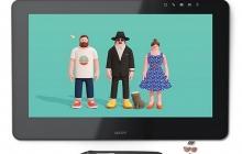 Представлен планшет Wacom Cintiq Pro 16 для профессиональных художников