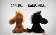 Apple и Samsung наконец-то смогли урегулировать некоторые патентные разногласии