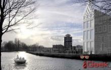 В Амстердаме приступили к созданию 3D-печатного дома