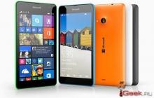 Microsoft представила смартфон Lumia 535