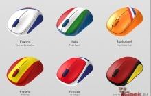 Logitech представила серию компьютерных мышей для болельщиков