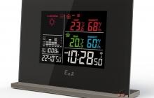 Новые погодные станции Ea2 с цветными экранами