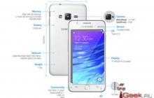 Samsung J1 на базе Tizen был представлен в Индии