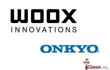 WOOX Innovations и Onkyo объявили о сотрудничестве