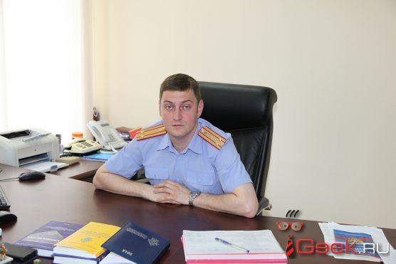 Завтра прием в Серове проведет замруководителя Уральского следственного управления на транспорте