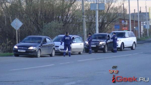 За 2 дня госавтоинспекторы выявили в Серове 21 нарушение правил перевозки детей