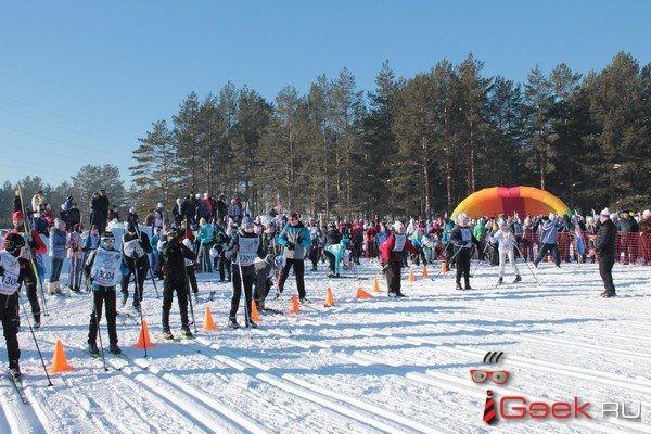 Серов готовится к «Лыжне России». Соревнования пройдут на Крутом логу