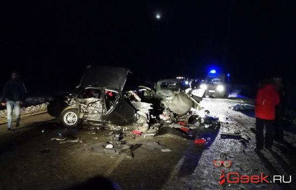 Страшное ДТП в Югре: десять погибших. Среди жертв аварии — четверо детей