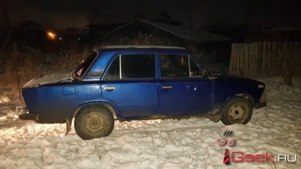 В Серове инспекторы ГИБДД задержали угонщиков ВАЗовской «шестерки»