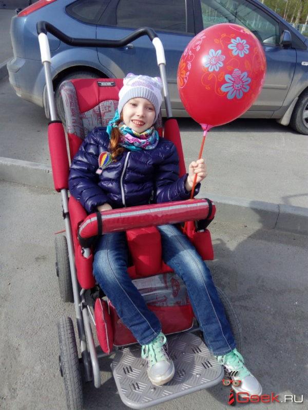 В Серове собирают средства для лечения семилетней Евы-Софии Савчук