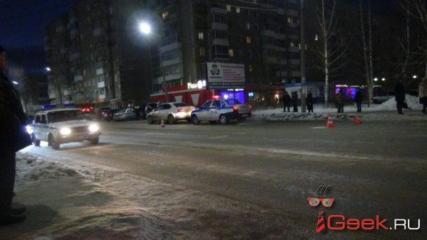 Госавтоинспекция Серова рассказала о ситуации на дорогах в рождественские каникулы. А у «Тайги» сбили пенсионерку