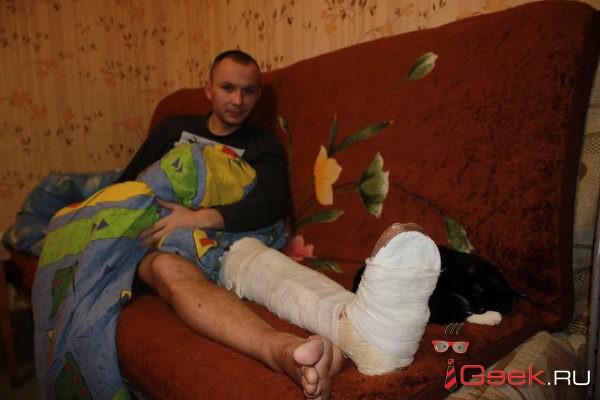 В Серове ищут свидетелей прошлогоднего ДТП, в котором пострадали двое мужчин