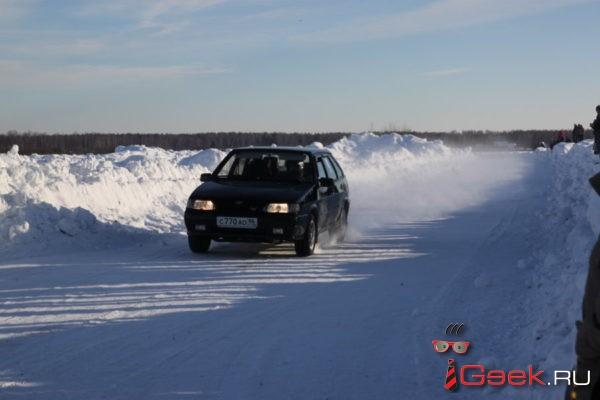 В Серове пройдут гонки на льду