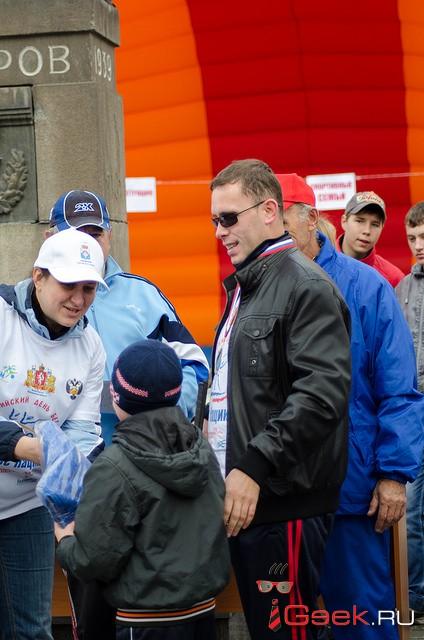 Почетной грамотой Законодательного Собрания награжден председатель серовского отделения Всероссийского общества слепых